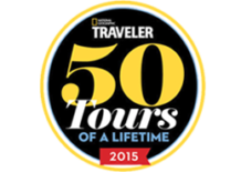 National Geographic Traveler's 50 Tours of a Lifetime