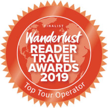 Wanderlust Readers' Travel Awards 2019